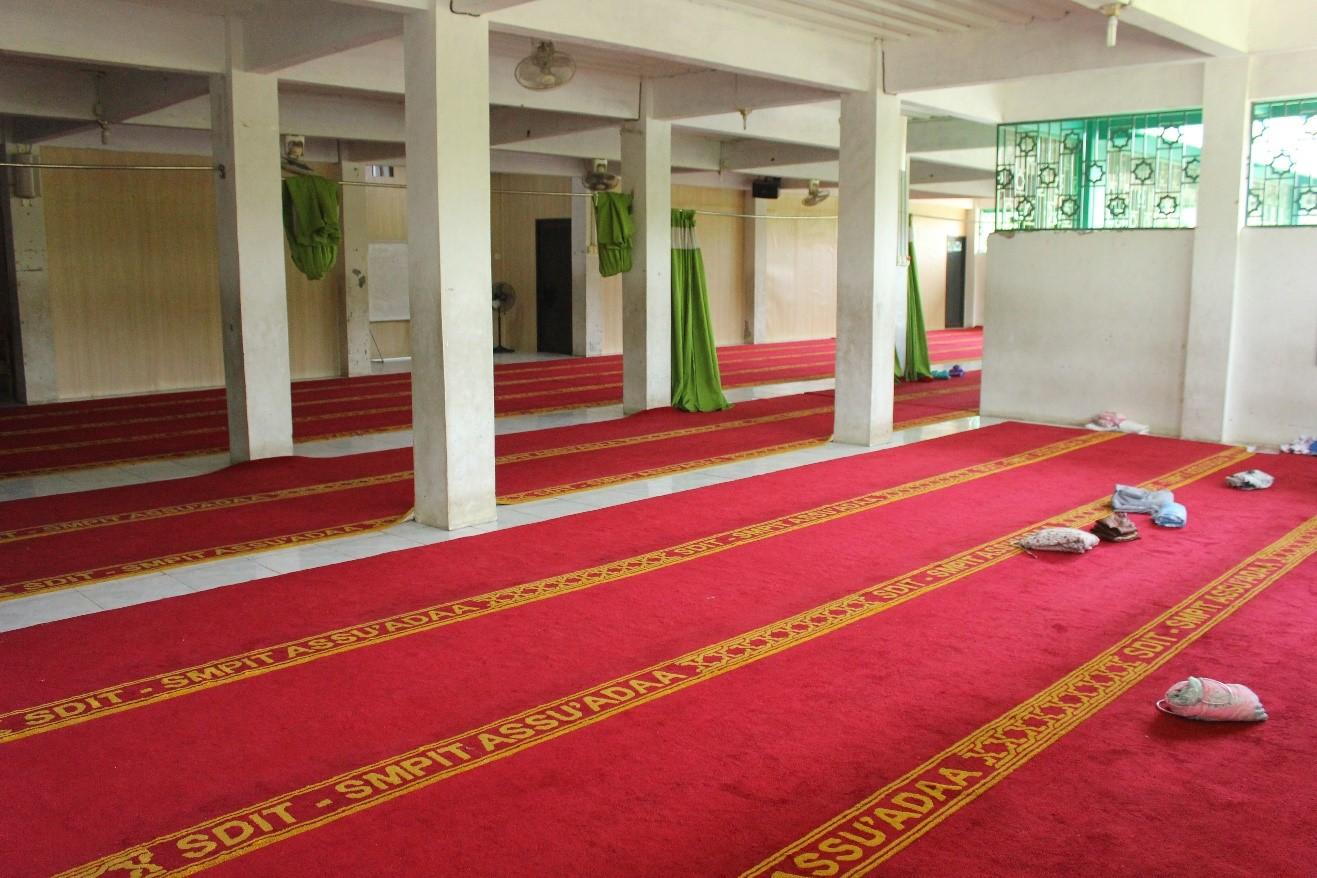 Masjid (Tempat Ibadah)