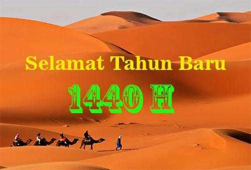 Pawai Menyambut Tahun Baru Islam 1440 H