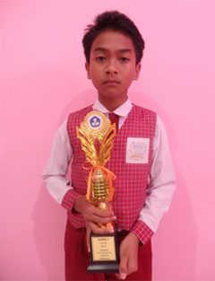 Juara 1 lomba MTQ Tingkat kecamatan Babelan