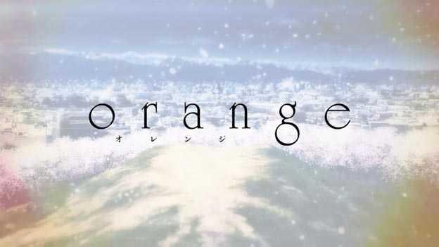 """CERITA PENDEK """"Orange (Story of HighSchool Friendship)"""" Alur Cerita Dibuat oleh Ahmad Zaky Humami"""