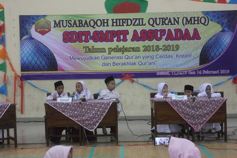 Menggemakan Cinta Alqur'an melalui Pekan MHQ 2019