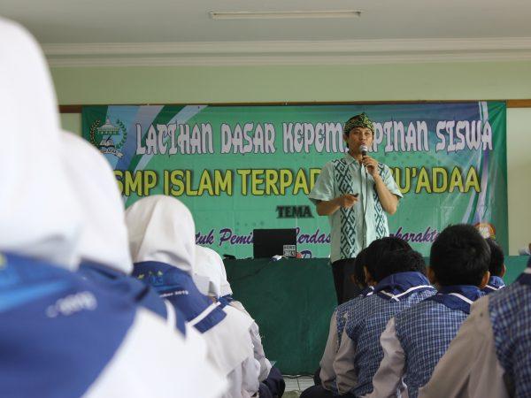LDKS Kelas VIII Tahun Pelajaran 2019-2020