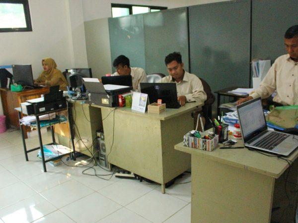 Ruang Adminitrasi TU
