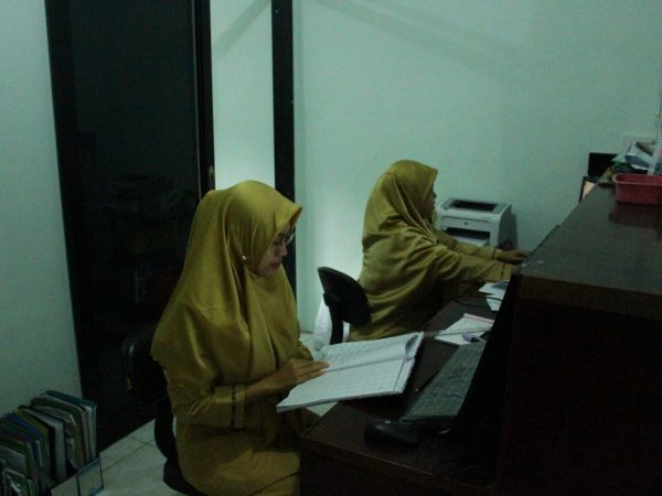 Ruang Administrasi Keuangan